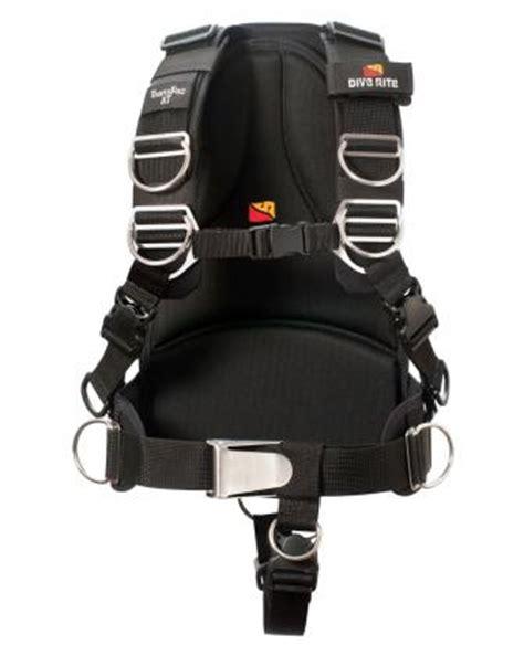 dive rite transpac xt harness by dive rite