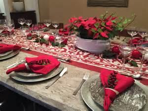 decorar mesa de natal foto mesa de natal decorada de ana camila vieira 939946
