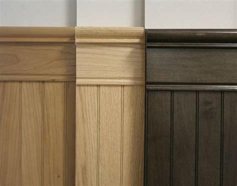 Hardwood Wainscoting Hardwood Beadboard Gallery I Elite Trimworks