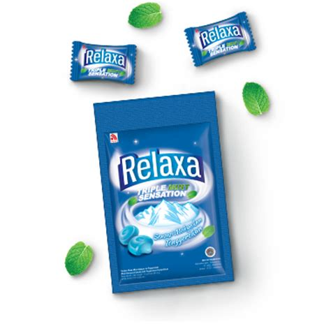 relaxa freezy blue 25g products relaxa