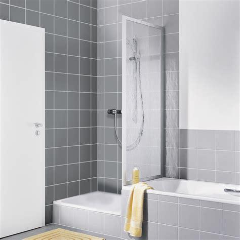 Duschkabinen Auf Badewanne by Kermi 2000 Seitenwand Verk 252 Rzt Auf Badewanne