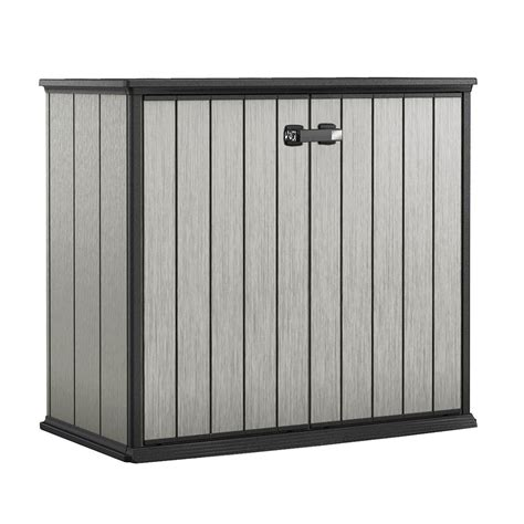 Keter 8 X 11 Plastic Shed by Keter Factor 8 Ft X 11 Ft Plastic Outdoor Storage Shed