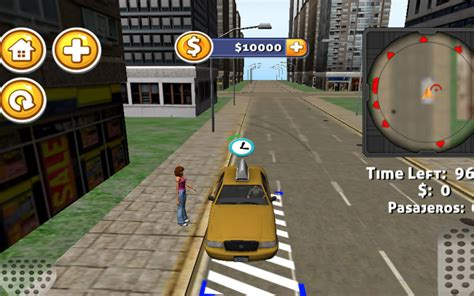 3d duty taxi driver 1mobile