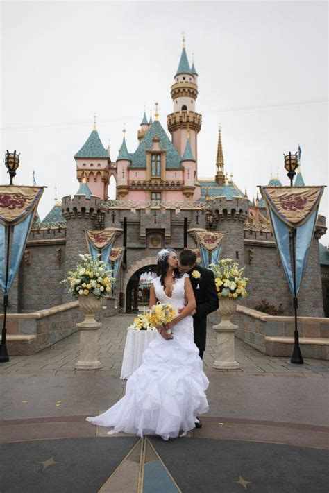 Wedding In Disneyland by Disneyland Wedding Www Imgkid The Image Kid Has It