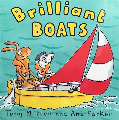 25 best boating books for children boats - Boat Books