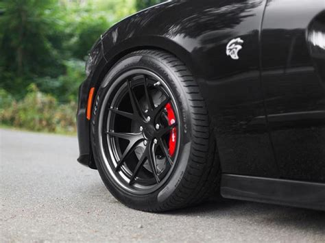 charger hellcat wheels charger hellcat with black forgeline vx3c sl wheels