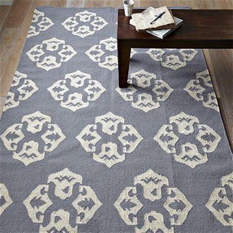 west elm dhurrie rug ikat links wool rug gray west elm basement runners wool and dhurrie rugs