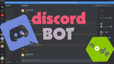 discord bot tutorial how to make a discord bot tutorial 1 setup youtube