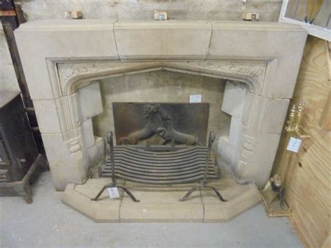 Reconstituted Fireplaces by A Reclaimed Reconstituted Surround Authentic