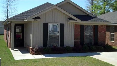 grove subdivision by mitchell homes mobile al
