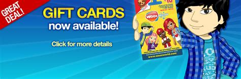 Woozworld Gift Cards - woozworld fashion fame virtual world