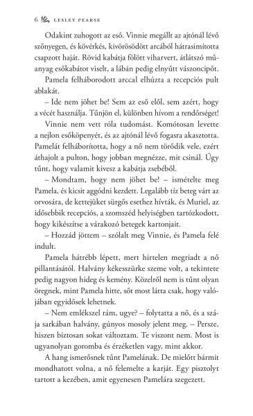 Krimi, bűnügyi, thriller könyv - 1. oldal