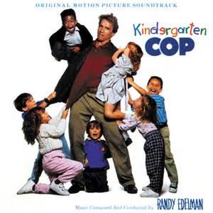kinder garten cop kindergarten cop original motion picture soundtrack