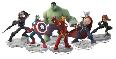 disney infinity marvel heroes is not just an
