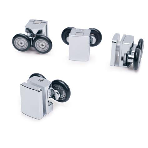 ricambi per box doccia set 4 roller per box doccia scorrevole deghi ricambi box