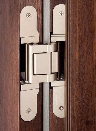 Routing Hinges Door Frame by Hardware For Secret Door Tectus 174 Te 541 3d Fvz