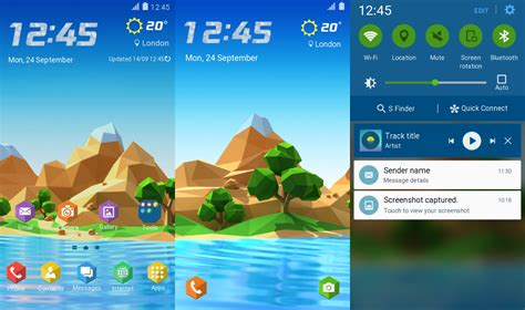 new and improved samsung themes a look at galaxy s8 themes thursday ten new themes launched in the samsung
