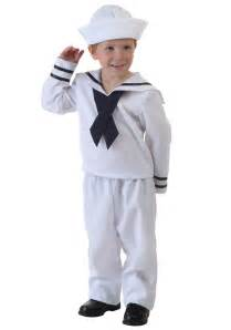 navy halloween costumes toddler sailor costume