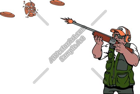 Shooting Sports Clipart