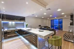 Modern Interior Kitchen Design by Luxury Modern Kitchen Interior Design Ideas