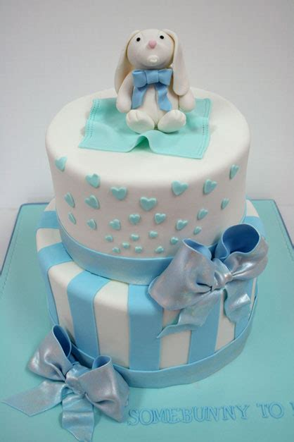 Baby Shower Cakes Nj by Baby Shower Cakes Nj Bunny Custom Cakes