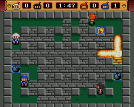 bomberman : online games review directory