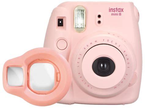 camara instantanea c 225 mara instant 225 nea fujifilm instax mini 8 kit selfie rosa
