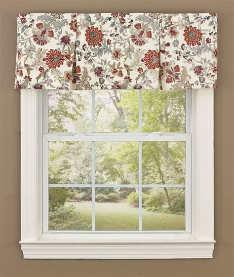 Fabric Window Valances Valances Window Treatments The Fabric Mill