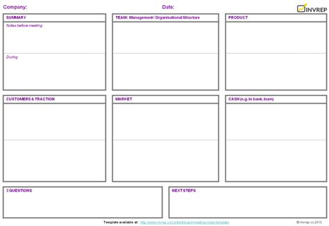 5 best meeting minutes templates templates vip