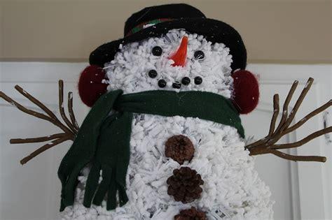 my fiber optic snowman snowmen pinterest