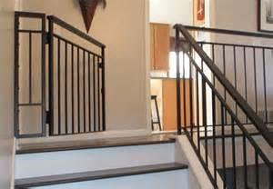 interior railing gallery