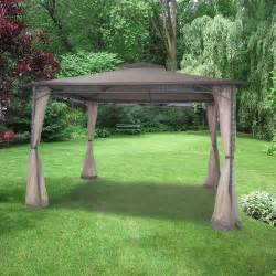 Backyard Creations Steel Roof Gazebo Cart 0 Items 1 877 479 4637 Order Status My Account