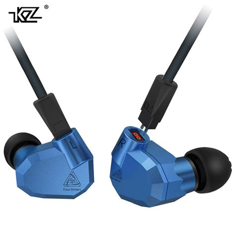 Knowledge Zenith Hybrid Earphone Kz Zs5 Limited knowledge zenith hybrid earphone with mic kz zs5 blue jakartanotebook
