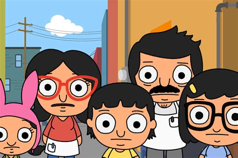 bob s burgers fan art episode bob s burgers see the opening to the fan drawn episode