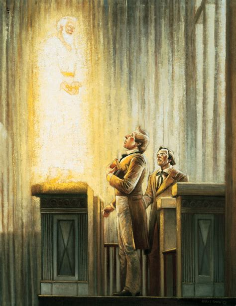 { Mormon Share } Elijah Restores the Power to Seal Families for Eternity by Gary E Smith