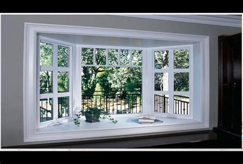 Anderson Bow Window vinyl windows vinyl garden windows