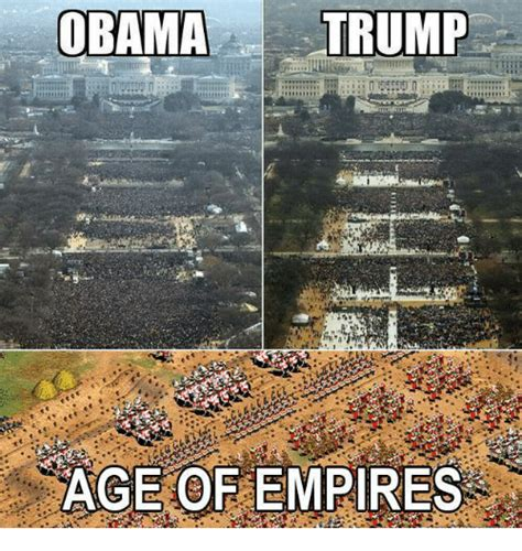 Age Of Empire Meme - obama trump age of empires empire meme on sizzle