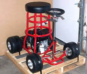 behold the bar stool racer ohgizmo