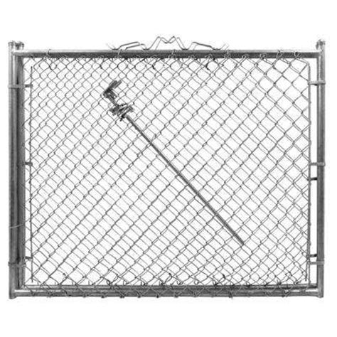 Home Depot Chain Link Gate by Chain Link Fence Gates Chain Link Fencing Fencing