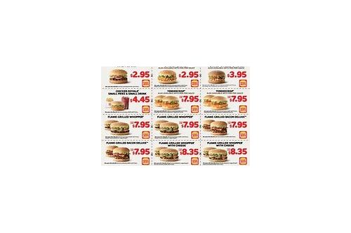 hungry jacks coupon ozbargain