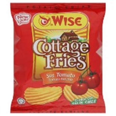 Wise Cottage Fries by Smartshopper Gt Wise Cottage Fries Potato Chips 65g Assort