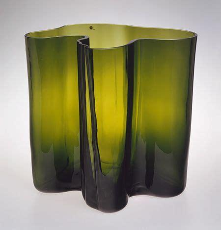 Aalto Savoy Vase by Alvar Aalto Savoy Vase 1936 Green Ade