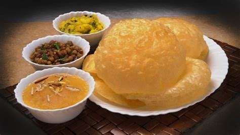 HALWA PURI ? Spicy Time Fine Indian Cuisine