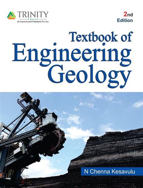 textbook  engineering geology   chenna kesavulu book   easyengineering