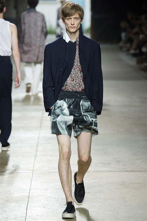 dries noten summer 2016 menswear collection fashion week