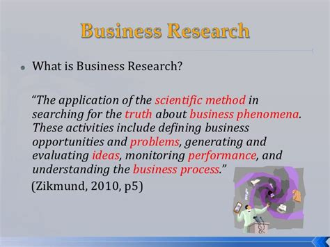 Business Research Methods Notes Mba by Introduction To Business Research Methods