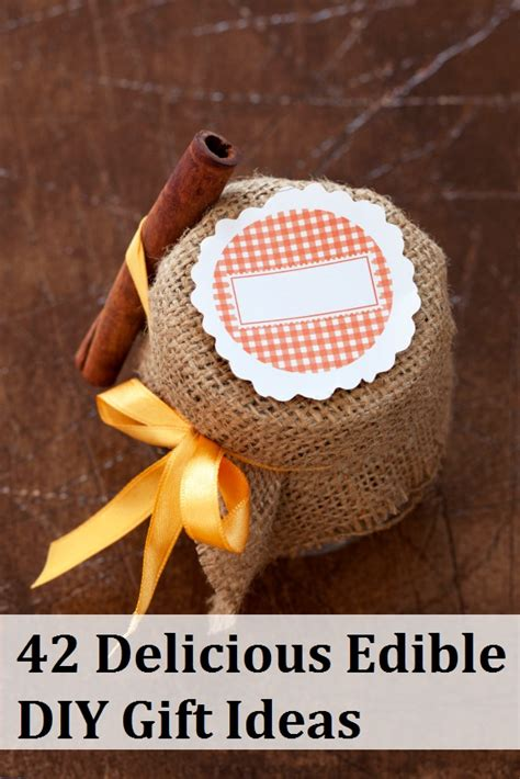 edible mix gifts 42 delicious edible diy gift ideas