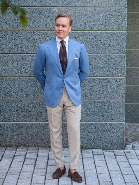 light blue sports jacket how to wear a light blue summer sport coat