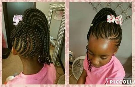 african braids in a ponytail with the saga least with that then best 14 african american toddler ponytail hairstyles new