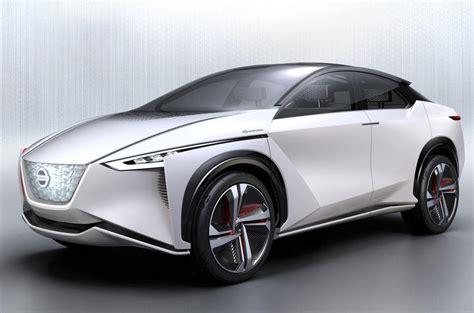 Nissan Leaf Suv 2020 by Nissan Imx Concept Signals 2019 Leaf Suv Autocar